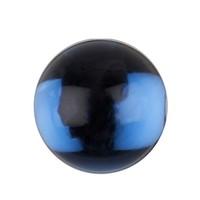 OHT Transparent Blue Cabochon