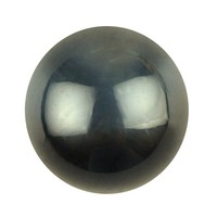 OHLALA TWIST OHT Cabochon Grey Transparent