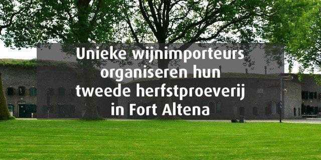 Herfstproeverij Fort Altena 14 en 15 oktober 2017