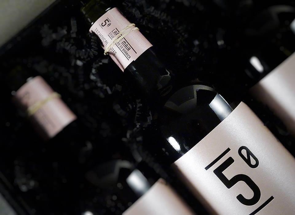 'Voorjaars'wijn?