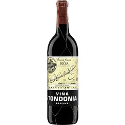 R. Lopez de Heredia Viña Tondonia Viña Tondonia Reserva Tinto 2000