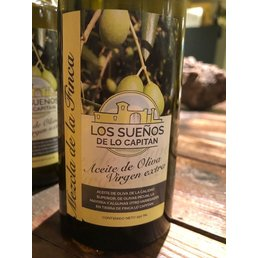 Aceite de Oliva Virgen - Mezcla de la Finca
