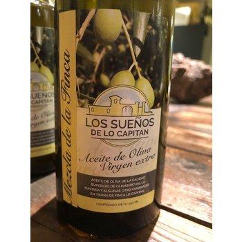Aceite de Oliva Virgen Extra - Mezcla de la Finca