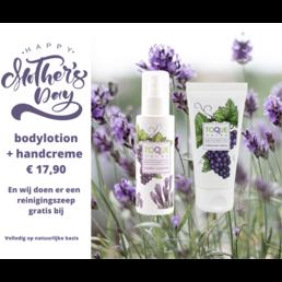 Toque Verde Toque Verde cosmetica body lotion en handcrème