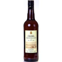 Bodega Gutiérrez Colosía Amontillado Gutierrez Colosia 375 ml
