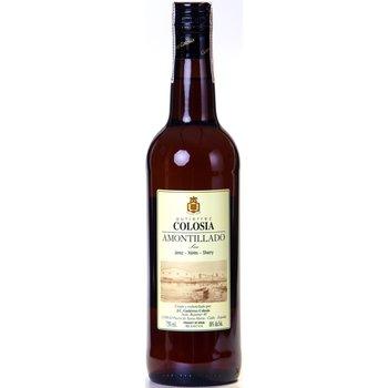 Bodega Gutiérrez Colosía Amontillado Colosía  375 ml