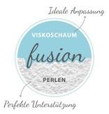 Theraline Theraline | PEARLfusion | Kopfkissen | inklusive Bezug Farbe weiß