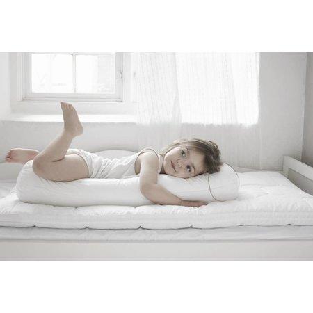 Fossflakes Comfort-I Senior Mini Körperkissen | inkl. Satin Bezug