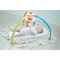Fossflakes Baby Skies matras topper