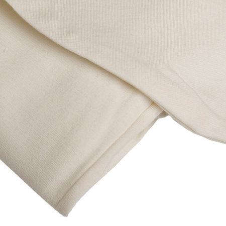 Fossflakes Jersey Sloop Comfort-U Senior Bodykussen - Hoes - GRIJS ** OUTLET **