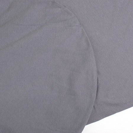 Fossflakes Jersey Bezug Comfort-U Senior Seitenschläferkissen -  GRAU ** OUTLET **