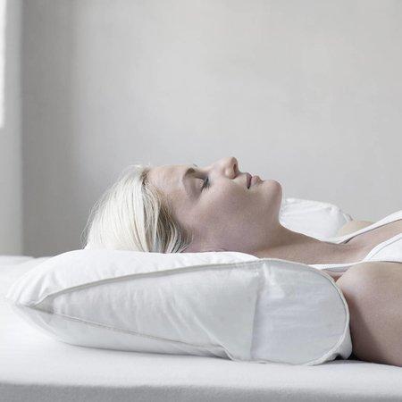 Fossflakes Fossflakes Chiropractic | Nackenstützkissen | inklusive Bezg