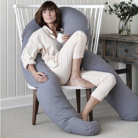 Fossflakes Jersey Bezug Comfort-U Senior Seitenschläferkissen