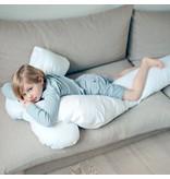 Fossflakes Bezug Superior Comfort-U Junior weiss