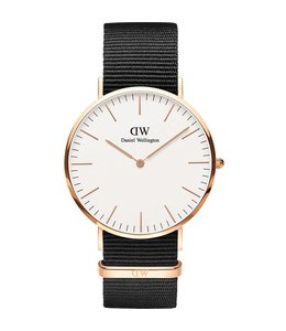 Daniel Wellington Classic Cornwall Ø 40mm DW00100257
