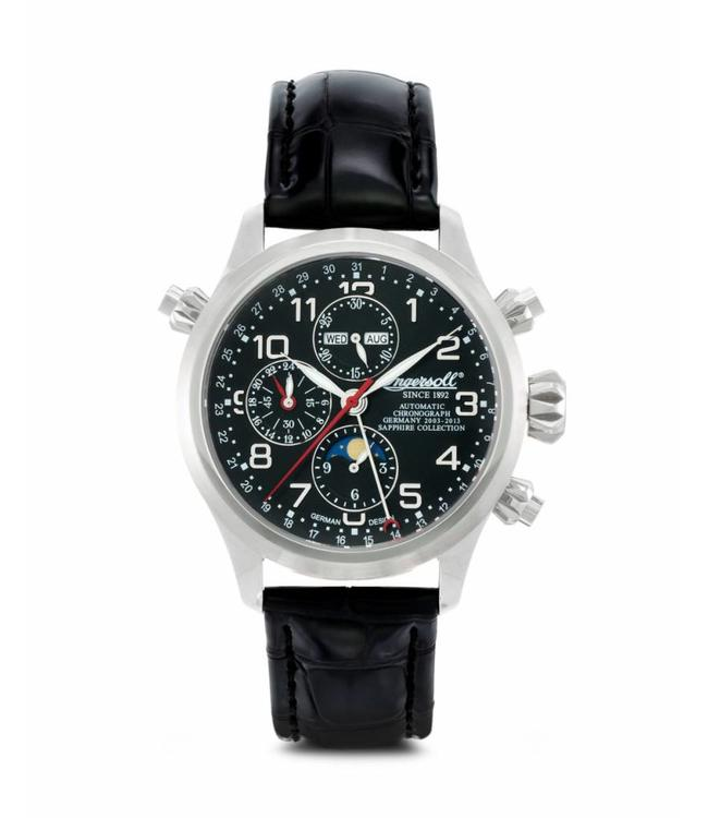 Ingersoll IN6110BK Cook Automatik Chrono 44mm