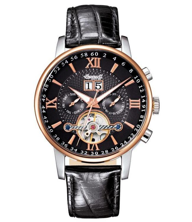 Ingersoll IN6900RBK Grand Canyon IV Automatik 42mm