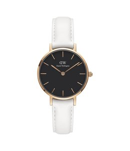 Daniel Wellington Classic Petite Bondi Black Rose Gold