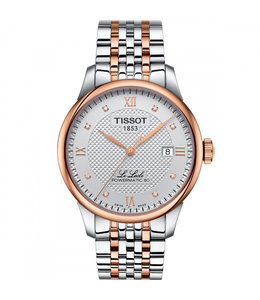 Tissot Le Locle Powermatic 80 Diamonds Herrenuhr | T006.407.22.036.00