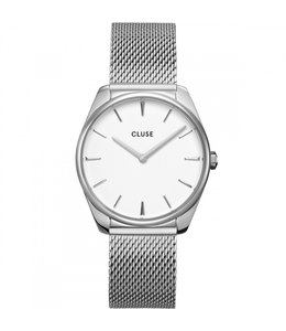 Cluse Féroce Mesh Silver - CW0101212001