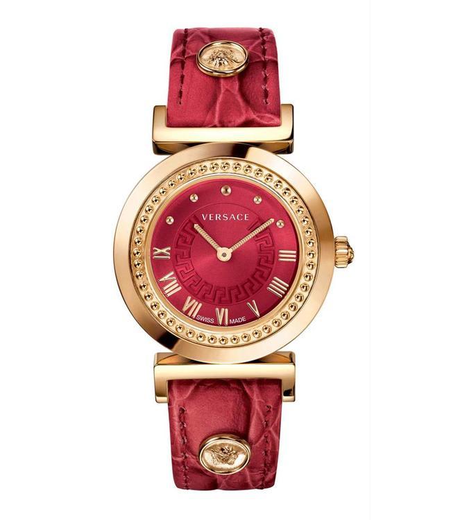 Versace Damen Rot Vanity