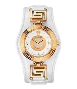 Versace Damen V-Signature Weiss