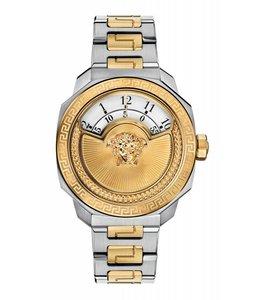 Versace Damen Dylos Automatic Ltd Ed, Weiß