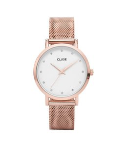 Cluse Pavane Rose Gold Stones CL18303