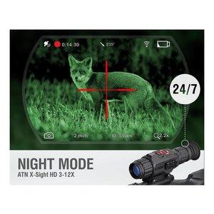 ATN X-SIGHT-II Dag/Nacht richtkijker