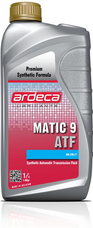 Matic ATF 9 *20 liter automatische versnellingsbak olie