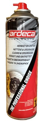 Brake and Parts Cleaner *500 ml remmenreiniger