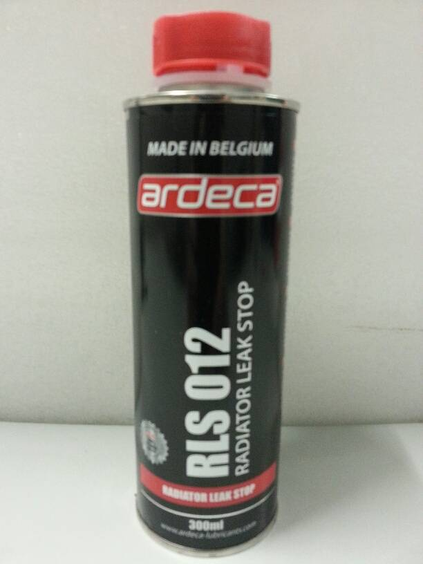 RLS 012 Radiator Leak Stop *300 ml