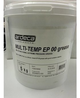Multi-Temp EP 00 * 5 KG