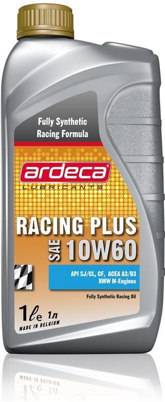 Racing Plus 10W60 *1 liter motorolie