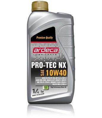 Pro-Tec NX 10W40 *20 liter motorolie