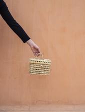 Reed basket - S