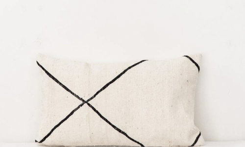 Kelim Beni Ouarain pillows