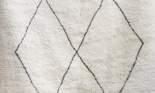 Beni Ouarain tapijten