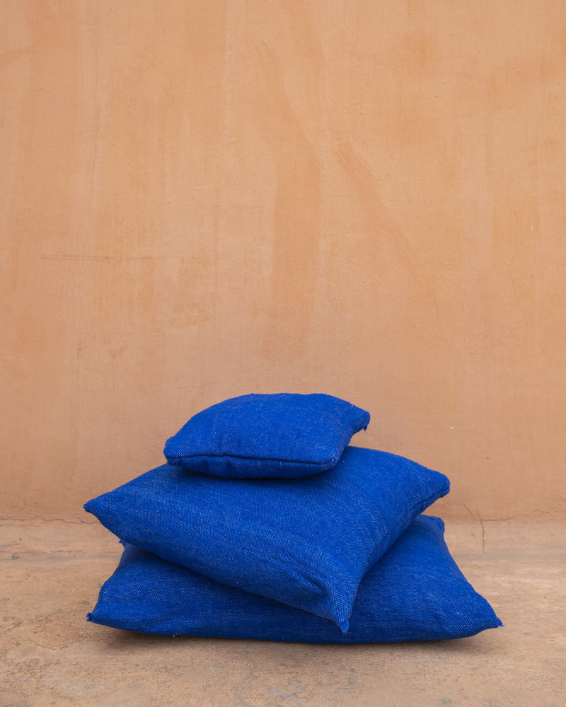 PRE ORDER Handwoven pillow L