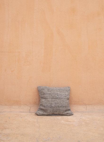 Handgeweven kussen - wool S