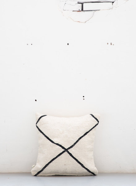 Kelim Beni Ouarain pillow 115