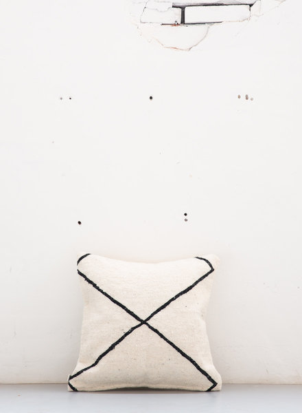 Kelim Beni Ouarain pillow 119