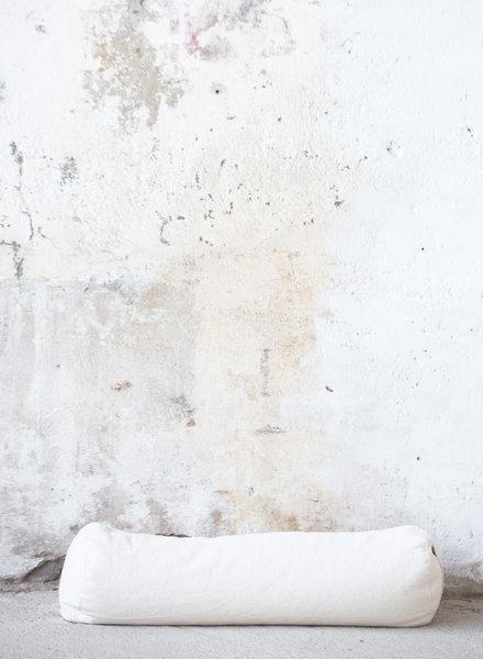 MoiTu Moi-tu - yoga bolster off white