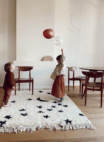 PRE ORDER - The Souks x Dappermaentje - Moonbow tapijt