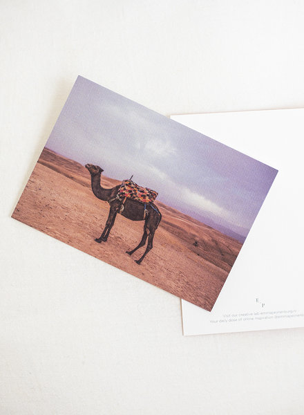 Emma Peijnenburg postcard  - lost boy