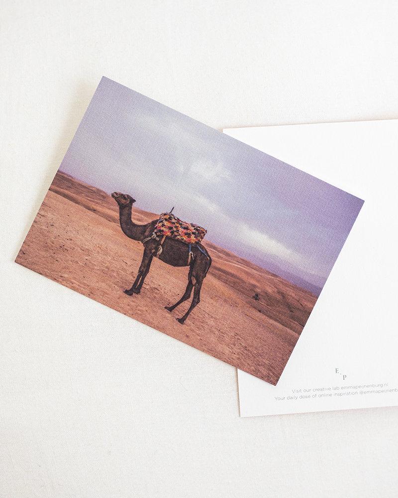 Emma Peijnenburg postcard  - lost boy