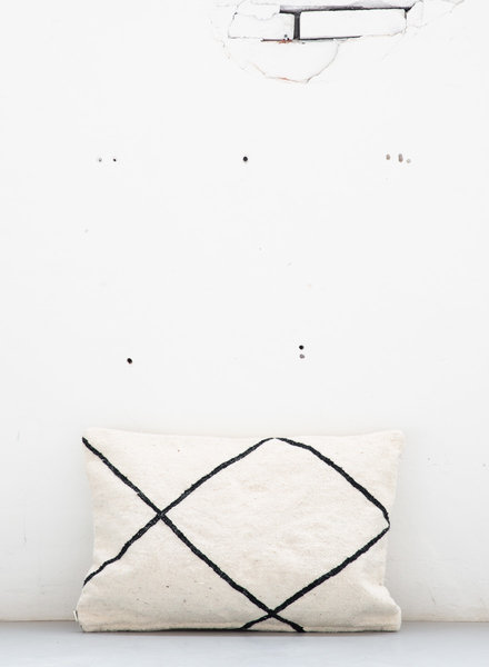 Kelim Beni Ouarain pillow M
