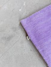 Lilac pillow wool - XL