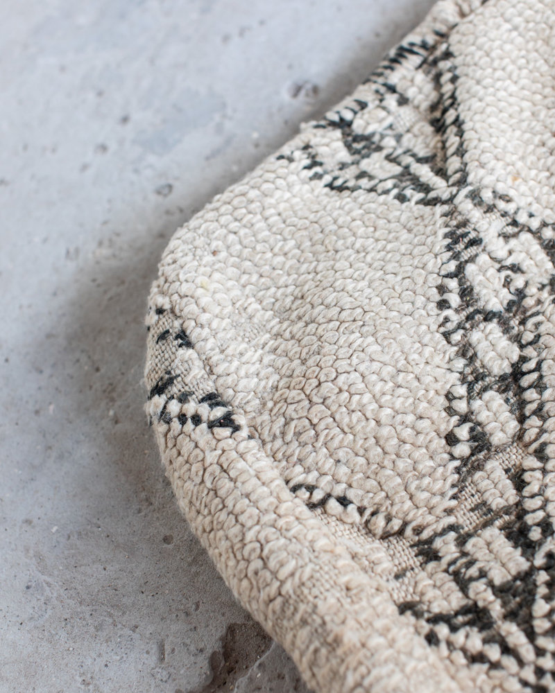 Handmade pouf - 21