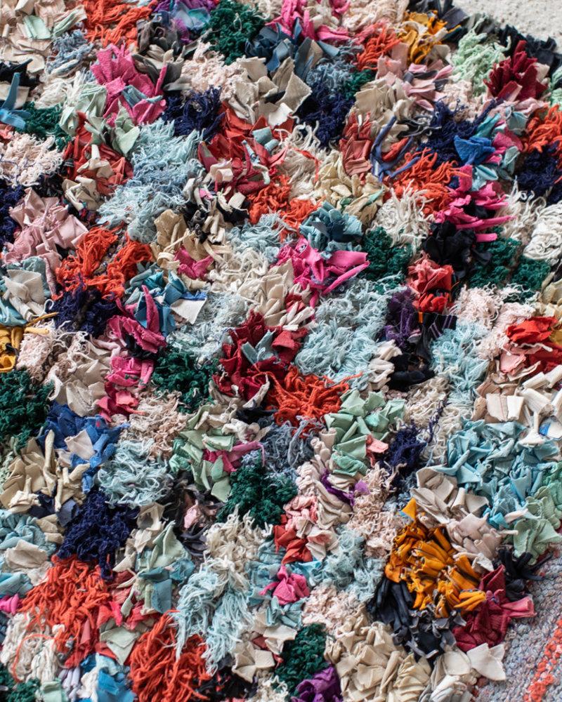 Boucherouite rug 153